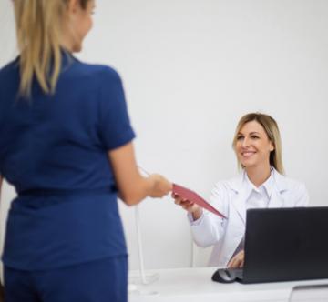 Privatna ordinacija La Sante - Cekaonica za pregled kod lekara specijaliste